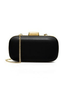MICHAEL Michael Kors Elsie Dome Clutch Bag, Black