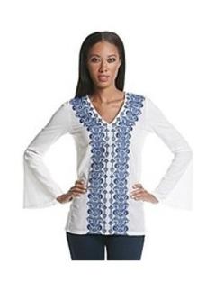 MICHAEL Michael Kors® Embroidered Tunic