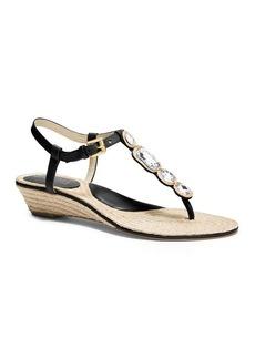 MICHAEL Michael Kors Espadrille Wedge Sandals - Sylvia