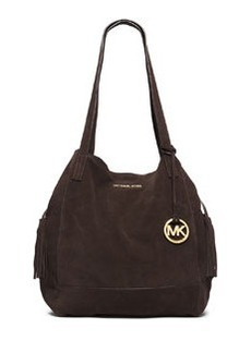 MICHAEL Michael Kors Extra Large Ashbury Grab Bag, Coffee