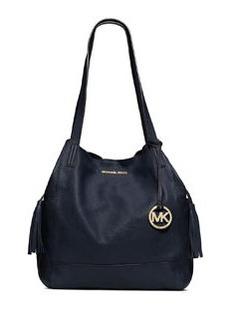 MICHAEL Michael Kors Extra Large Ashbury Grab Bag, Navy