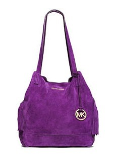 MICHAEL Michael Kors Extra Large Ashbury Grab Bag, Violet