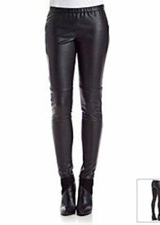 MICHAEL Michael Kors® Faux Leather Leggings
