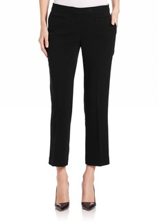 MICHAEL MICHAEL KORS Flared Ankle-Length Trousers