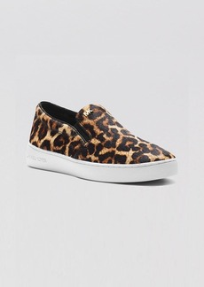 MICHAEL Michael Kors Flat Slip On Sneakers - Keaton
