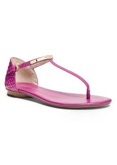 MICHAEL Michael Kors Flat T-Strap Sandals - Kristen