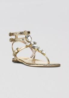MICHAEL Michael Kors Flat Thong Sandals - Jayden