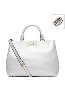 MICHAEL Michael Kors® Florence Leather Large Satchel