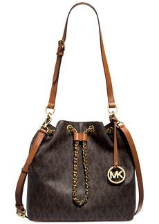 MICHAEL Michael Kors Frankie Large Drawstring Convertible Shoulder Bag