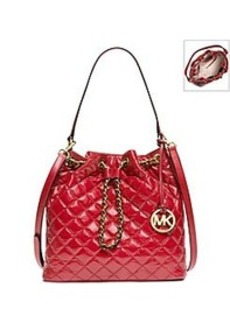 MICHAEL Michael Kors® Frankie Quilted Leather Large Shoulder Bag