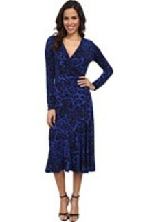 MICHAEL Michael Kors Freemont Wrap Front Dress