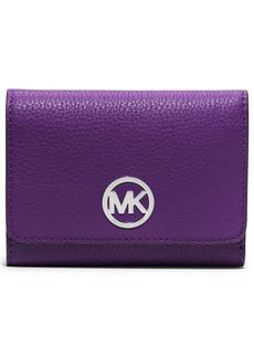 MICHAEL Michael Kors Fulton Medium Trifold Wallet