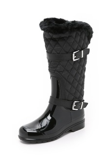 MICHAEL Michael Kors Fulton Quilted Mid Rain Boots