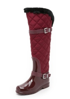 MICHAEL Michael Kors Fulton Quilted Rain Boots