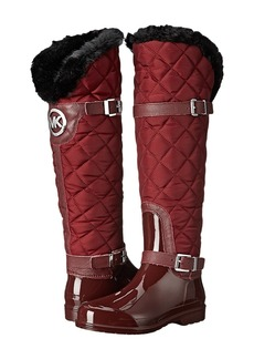 MICHAEL Michael Kors Fulton Quilted Rainboot