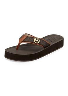 MICHAEL Michael Kors Gage Flip-Flops
