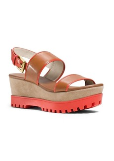 MICHAEL Michael Kors Gillian Platform Wedge Sandals