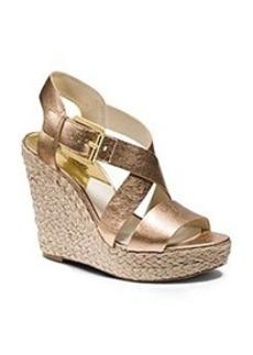 "MICHAEL Michael Kors® ""Giovanna"" Wedge Sandals"