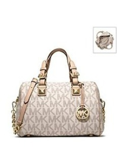 MICHAEL Michael Kors® Grayson Chain Medium Satchel *