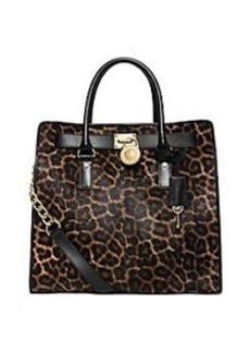 MICHAEL Michael Kors® Hamilton Calf Hair and Leather Tote