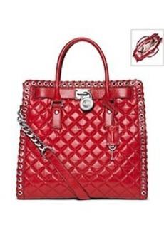 MICHAEL Michael Kors® Hamilton Grommet Leather Large Tote