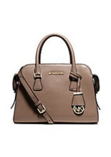 MICHAEL MICHAEL KORS Harper Leather Satchel Bag