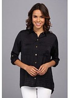 MICHAEL Michael Kors High-Low Button Down Shirt