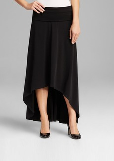 MICHAEL Michael Kors High Low Hem Skirt