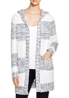 MICHAEL Michael Kors Hooded Cardigan