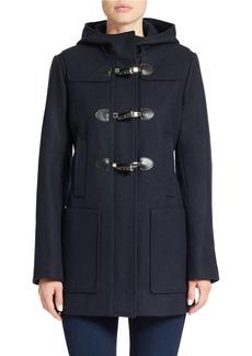 MICHAEL MICHAEL KORS Hooded Toggle Coat