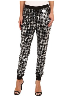MICHAEL Michael Kors Houndstooth Sequin Pocket Pant