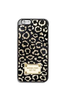 MICHAEL MICHAEL KORS iPhone 6 Leopard Case