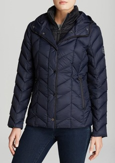 MICHAEL Michael Kors Jacket - Missy Hooded Down