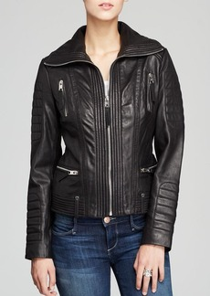 MICHAEL Michael Kors Jacket - Moto