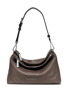 MICHAEL MICHAEL KORS Jane Leather Shoulder Bag