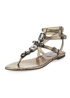 MICHAEL Michael Kors Jayden Jeweled Sandal