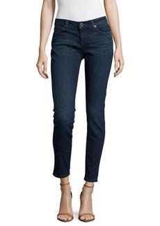 MICHAEL Michael Kors Jet Set Denim Skinny Ankle Jeans