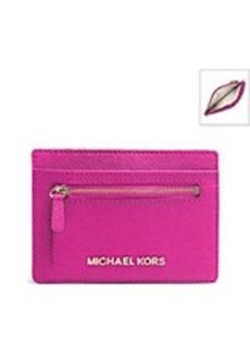 MICHAEL Michael Kors® Jet Set Flat Card Holder