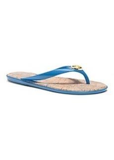 "MICHAEL Michael Kors® ""Jet Set"" Jelly Thong Sandals"