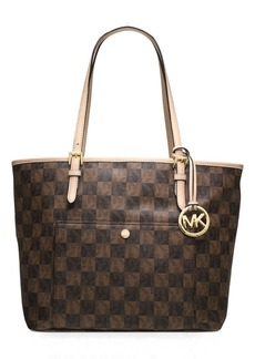 MICHAEL Michael Kors Jet Set Large Pocket Tote