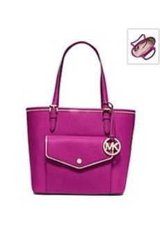MICHAEL Michael Kors® Jet Set Medium Pocket Tote