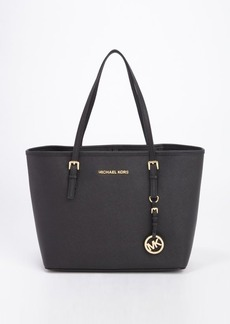 MICHAEL Michael Kors Jet Set Saffiano Small Travel Tote