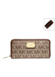 MICHAEL Michael Kors® Jet Set Signature Continental Wallet