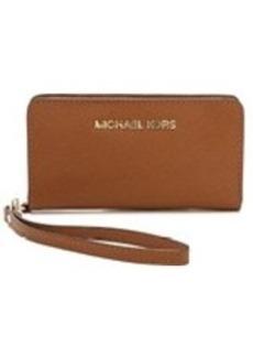 MICHAEL Michael Kors Jet Set Slim Tech Wallet
