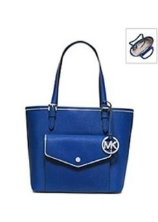 MICHAEL Michael Kors® Jet Set Specchio Medium Pocket Tote