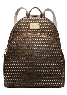 MICHAEL Michael Kors Jet Set Studded Backpack