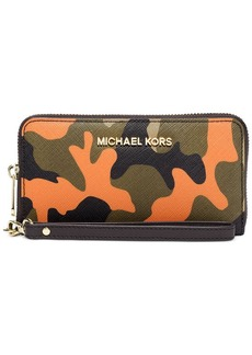 MICHAEL Michael Kors Jet Set Travel Large Coin Multifunction Phone Case