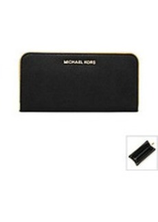 MICHAEL Michael Kors® Jet Set Travel Leather Continental Wallet