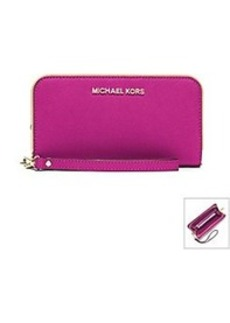 MICHAEL Michael Kors® Jet Set Travel Leather Phone Case