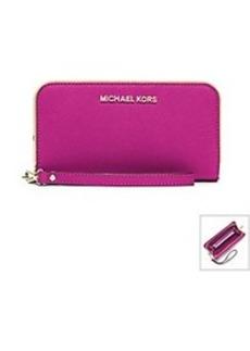 MICHAEL Michael Kors® Jet Set Travel Leather Phone Case